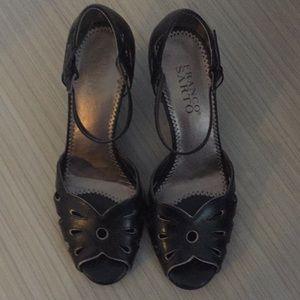 Franco sarto wedge woman shoe size 6